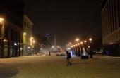 Street Photos by night — Stock Photo