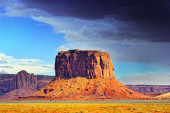 Monument Valley, USA — Stock Photo