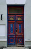 Eski kapı — Stok fotoğraf