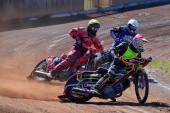 Speedway — Stock Photo
