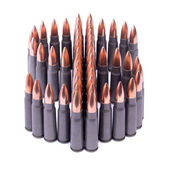 Ammunition Dollar — Stock Photo