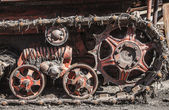 Gone with the Rust — Stock Photo