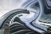 Architectural Vertigo — Stock Photo