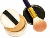 Makeup materials — Stock Photo