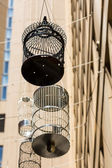 """forgotten songs"" art installation in the heart of Sydney — Stock Photo"