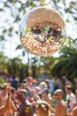 Disco Ball Party — Stock Photo