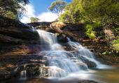 Beautiful and dreamy waterfalls — Stock Photo