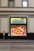 The Louis Vuitton Store in Sydney — Stock Photo