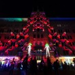 The Sydney museum of contemporary arts during Sydney vivid festival — Stock Photo #65897041