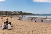 Maroubra beach — Stock Photo