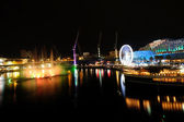 Sydney vivid festival in Darling Harbour edtition 2015 — Stock Photo
