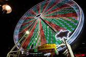 Ferris Wheel on Sydney Vivid festival — Stock Photo