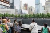 Ground Zero Memorial — Stock Photo