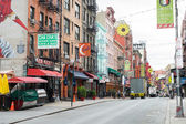 Little Italy, New York — Stock Photo