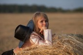 Cowgirl18 — Stock Photo