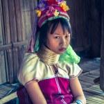Padong people (child) — Stock Photo #59056627