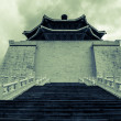 National Chiang Kai-shek Memorial Hall — Stock Photo #64414925