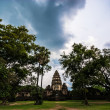 Old khmer temple — Stock Photo #55070117