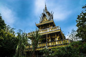 Thai belfry — Stock Photo