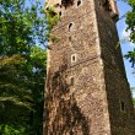 Romanesque Rotunda on Castle Hill in Cieszyn, Poland — Stock Photo #53874995