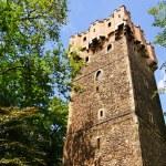 Romanesque Rotunda on Castle Hill in Cieszyn, Poland — Stock Photo #53875003