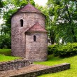 Romanesque Rotunda on Castle Hill in Cieszyn, Poland — Stock Photo #53875017