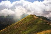 гора liliowe — Стоковое фото