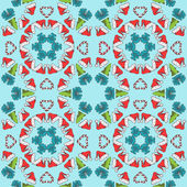 Seamless Christmas pattern.  — Stock vektor