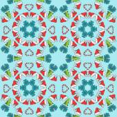 Seamless Christmas pattern.  — Wektor stockowy