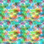 Seamless speech bubbles pattern. — Vector de stock