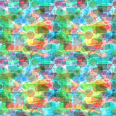 Seamless speech bubbles pattern. — Stock Vector