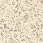 Seamless sketch pattern. — Stock Vector #56155853