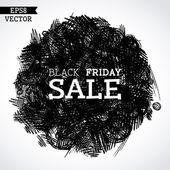 Pencil black friday sale.  — Stock Vector