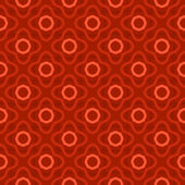 Seamless red pattern.  — Stock Vector