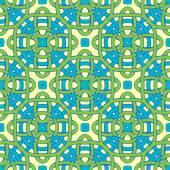 Interlacing seamless pattern. — Stock Vector