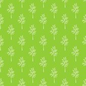 Seamless green grass pattern. — Stock Vector