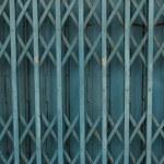 Rust fold steel door — Stock Photo #64885157