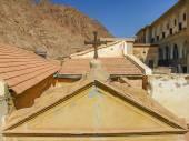 St. katharinen kloster, sinai, ägypten — Stockfoto