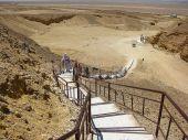 Egyptian desert — Stock Photo
