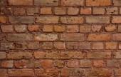 Bakstenen muur achtergrond — Stockfoto