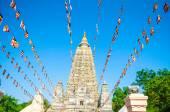 Mahabodhigaya with clear sky — Stock Photo