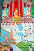 Buddy malarstwo — Zdjęcie stockowe