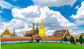 Wat Phra Kaew,Landmark in Thailand — Stock Photo