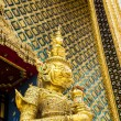 Giant statue at Wat Phra Kaew also called Grand Palace, Royal — Stock Photo #53868397