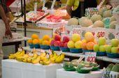 Japanese fruit market — Foto de Stock
