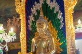 Golden Buddha Image — Stock Photo