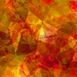 Red yellow abstract background — Stock Photo #55009773