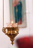 Icon-lamp — Stock Photo