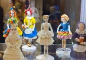 Porcelain dolls — Stock Photo
