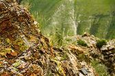 Rock mountains — Stock Photo